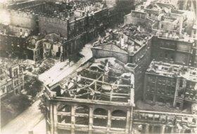1941 год, Киев, Крещатик, Лютеранская
